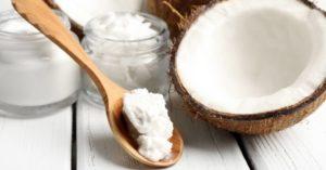 नारियल के तेल के लाभ